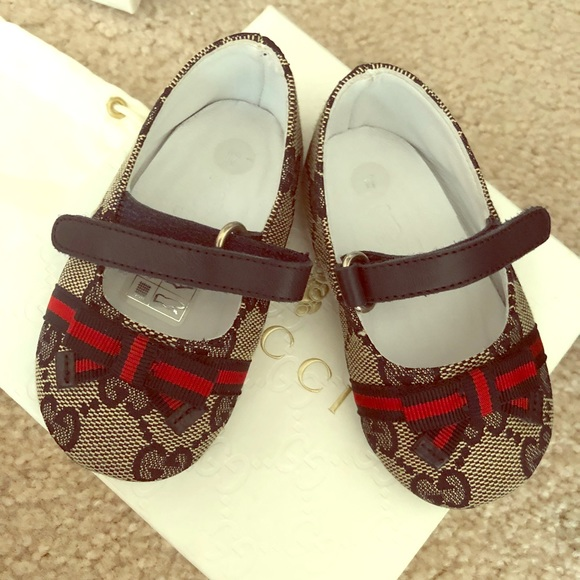 Gucci Shoes | Authentic Baby Girl Gucci
